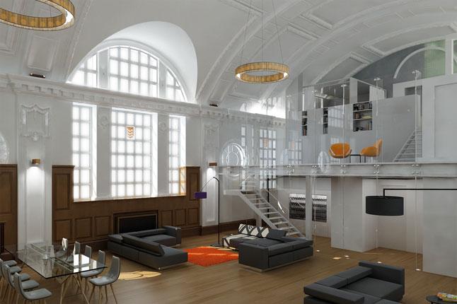 modern hotel london