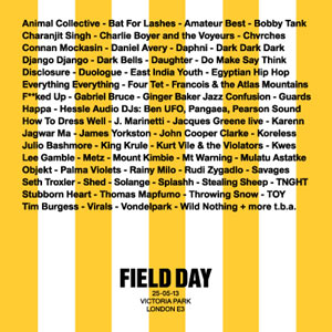 Field Day Fest 2013