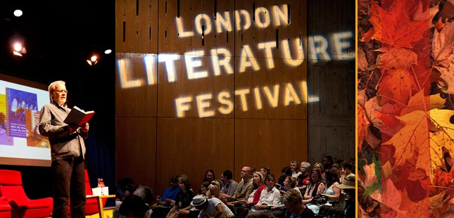 London Literature Fest 2013 review
