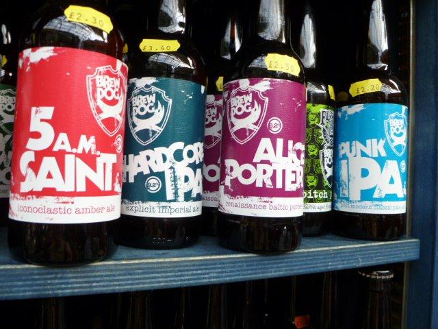 london beers