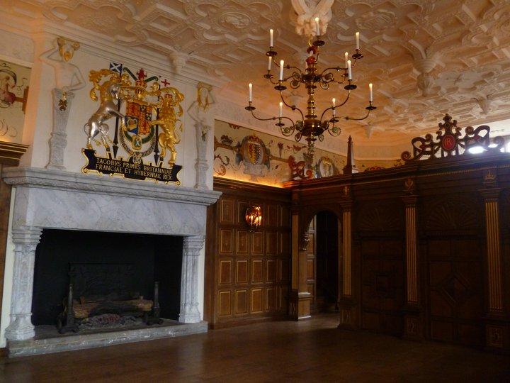 edinburgh castle sightseeing
