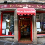 The Baked Potato Shop in Edinburgh
