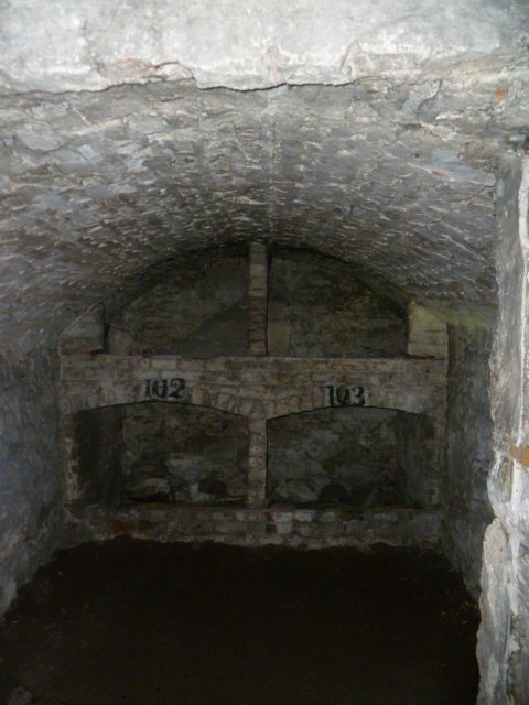 Haunted Edinburgh Vaults