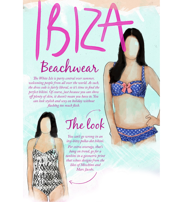 What to wear in Ibizia