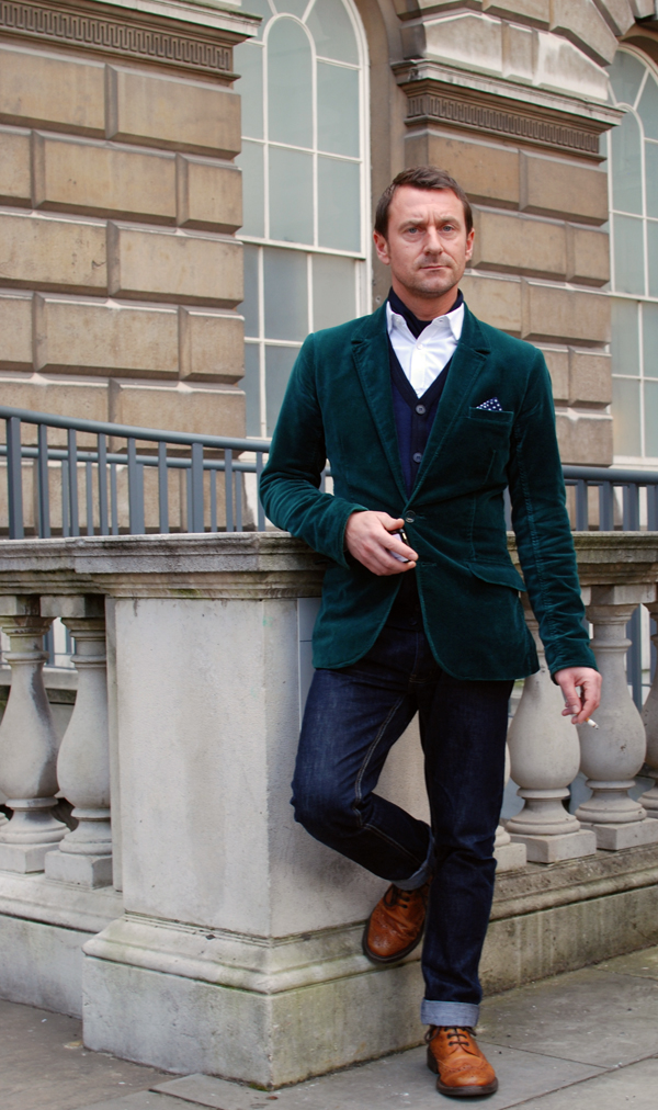 london oxford look