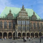 Falling in Love with the Map of Germany: Bremen Architecture