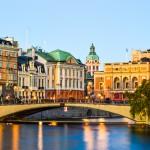 Stockholm Sweden; Espresso & Ancient Ships